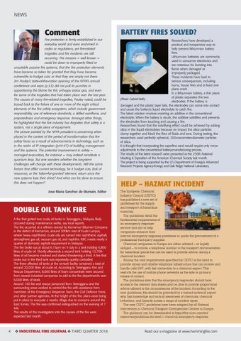 Page 4 of News, Events & Comment