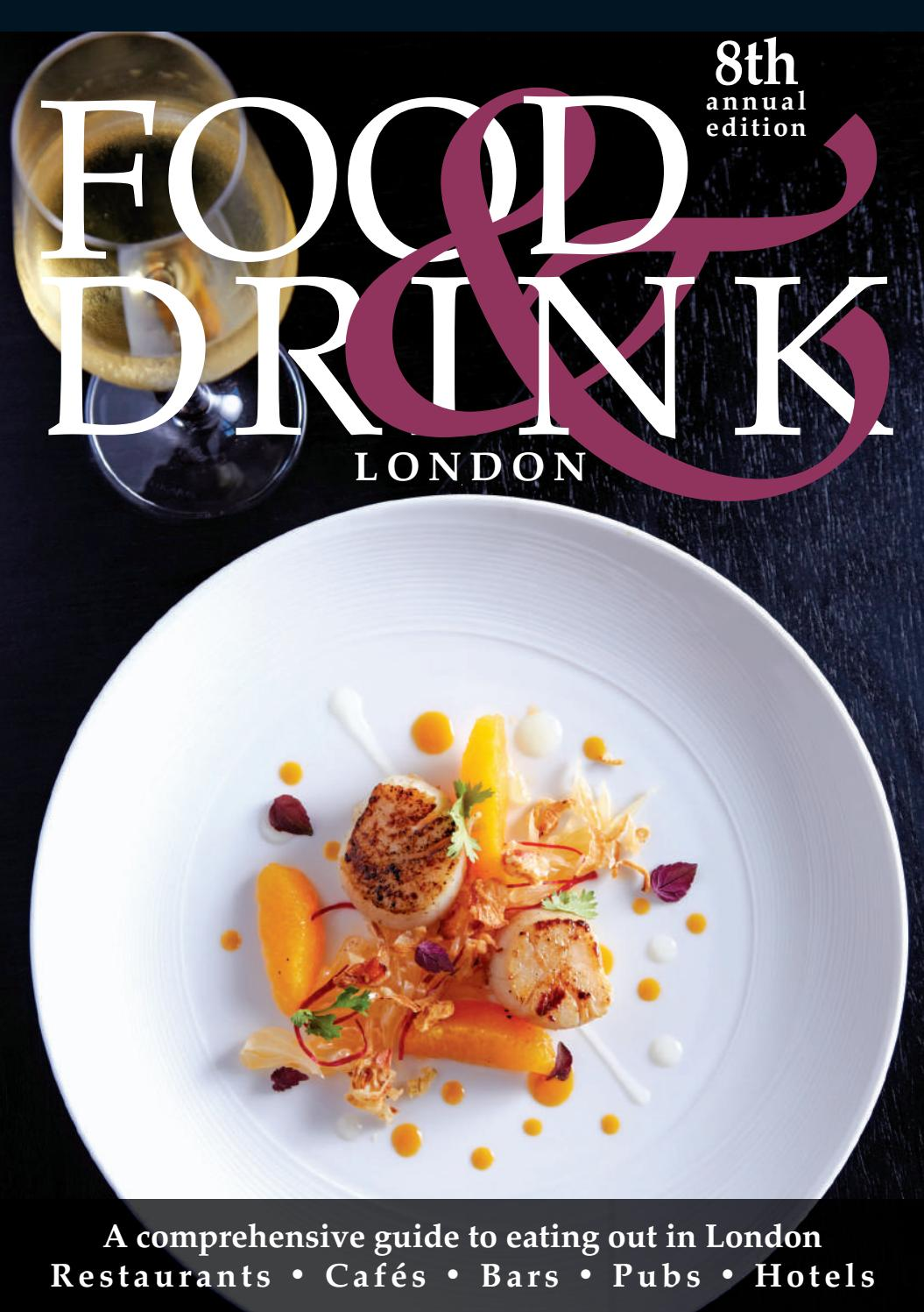 2ef65e8168a London Food   Drink Guide 2018 by Food   Drink Guides - issuu