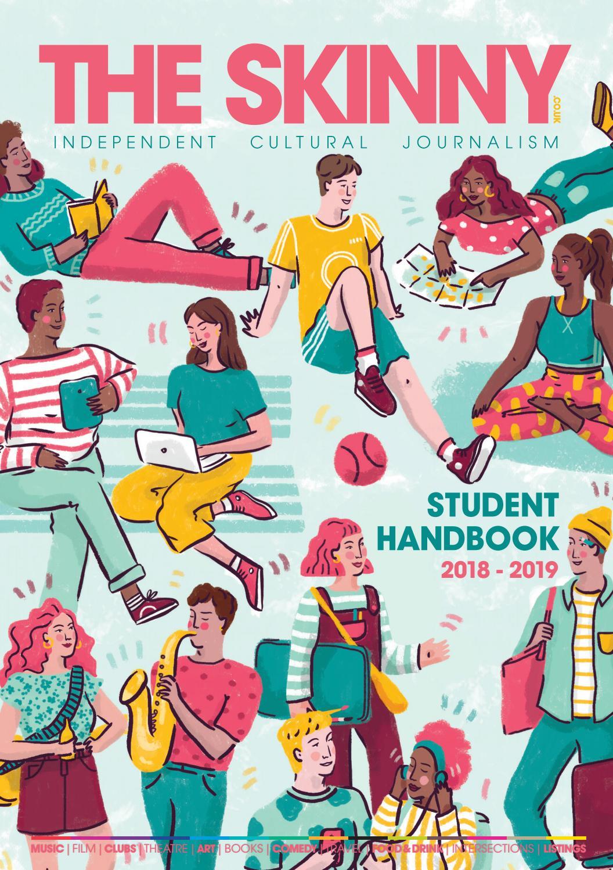The Skinny Student Handbook 2018 By The Skinny Issuu
