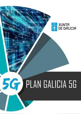 Resultado de imagen de galicia Plan 5G