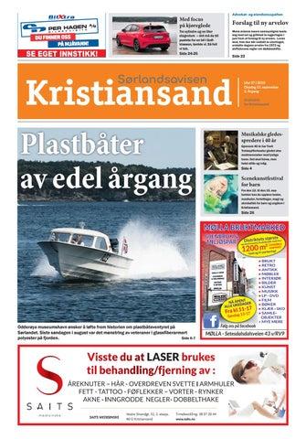 e34007722 Sørlandsavisen Kristiansand uke 37 by Tvende Media AS - issuu