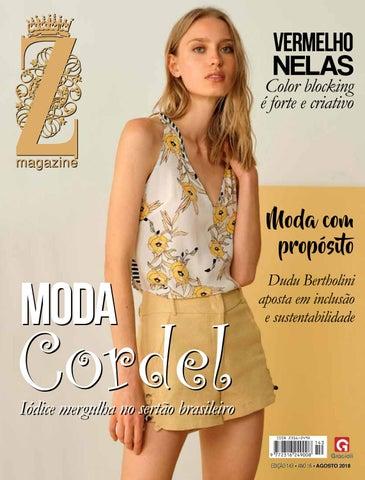 43bdbb9a9 Z Magazine - edição 143 - agosto 2018 by Z Magazine - issuu