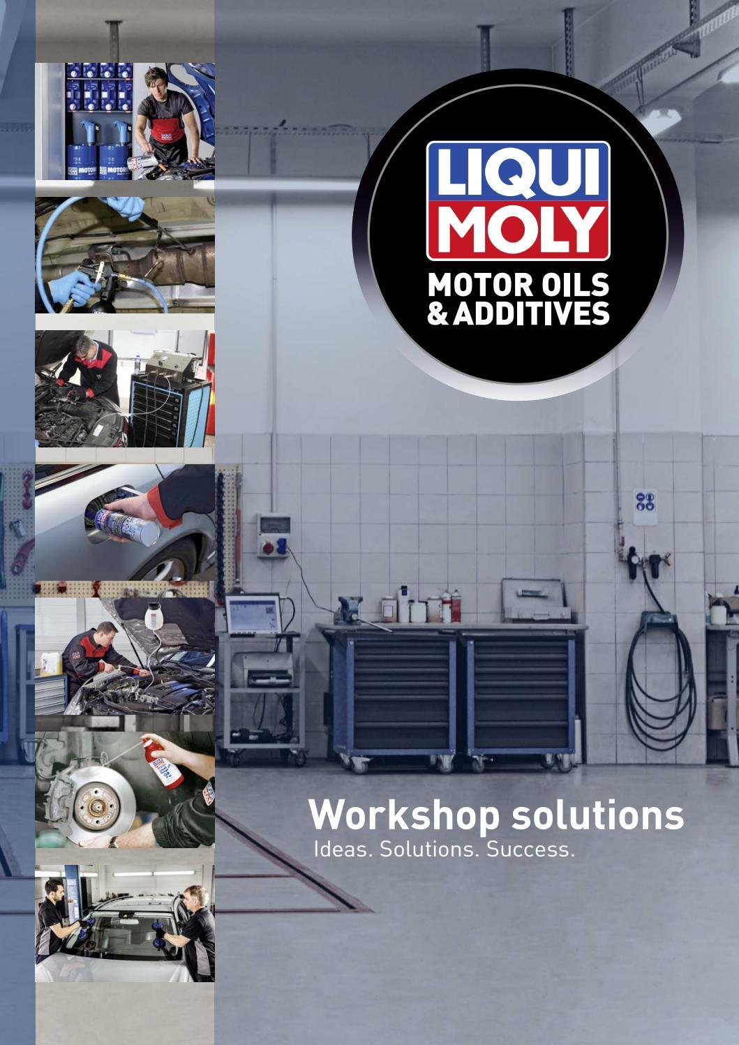 LIQUI MOLY Workshop concepts by LIQUI MOLY GmbH - issuu