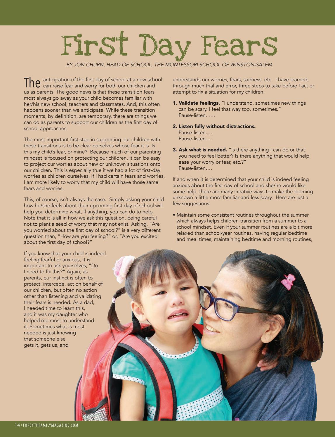 Forsyth Family - August 2018 by Forsyth Mags - issuu