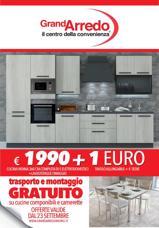 Cucine Componibili In Offerta Bari.Volantino Grande Arredo By Socialight Issuu