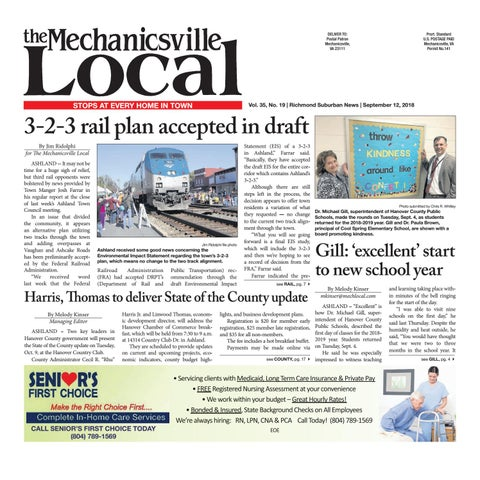a5e075cd66b9a The Mechanicsville Local – 09 12 18 by The Mechanicsville Local - issuu