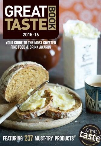 Great Taste Book 2015-16