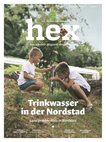 Hex #15 - Automne/Herbst 2018 by Maison Moderne - issuu