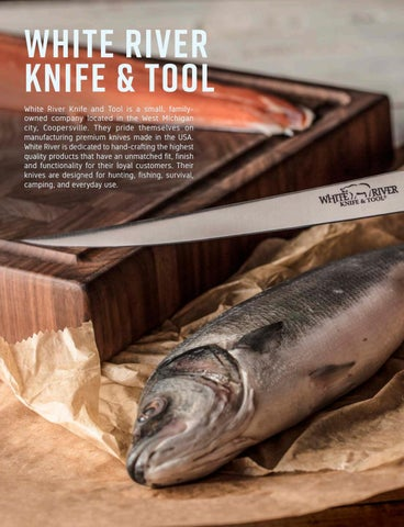 Page 12 of White River Knife and Tool