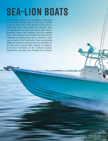 Page 42 of Sea-Lion Boats