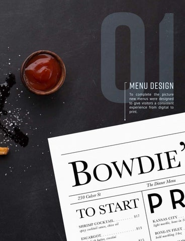 Page 5 of Bowdies Chophouse
