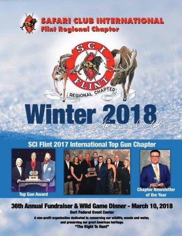 SCI Flint Winter 2018 Newsletter by Sheri Harvey - issuu