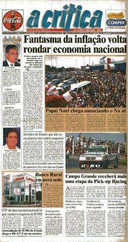 Jornal A Critica - Edição 1104- 17 11 2002 by JORNAL A CRITICA - issuu b665eb15f7