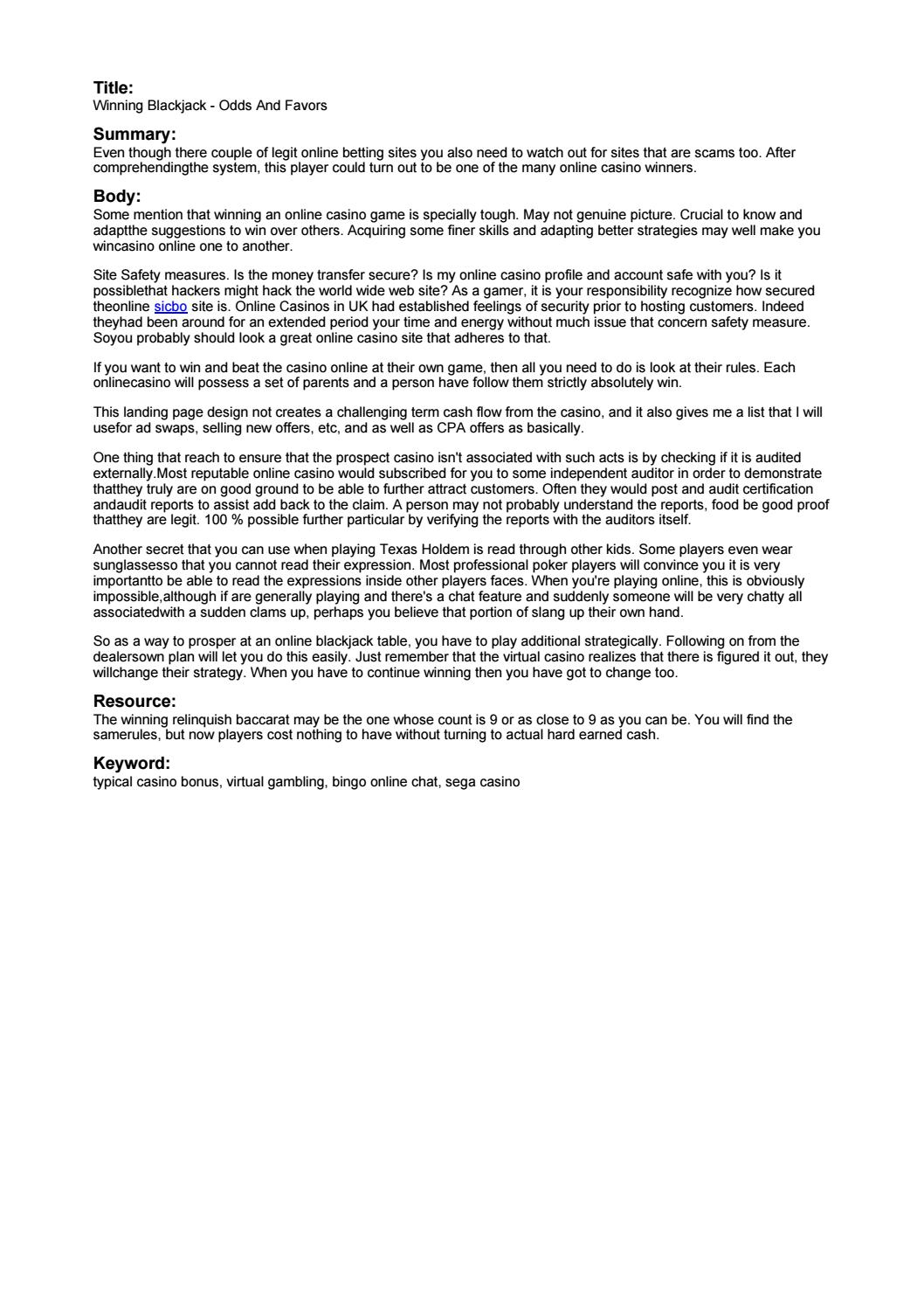 JUARACASINOCOM AGEN LIVE CASINO BACCARAT ROULETTE SICBO SLOT - Game flow summary