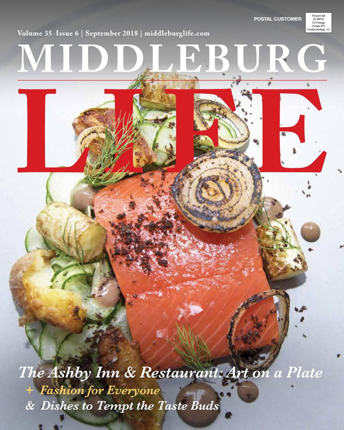 Middleburg Life September Issue By Issuu Good A C System Diagram Callie Broaddus39s Blog
