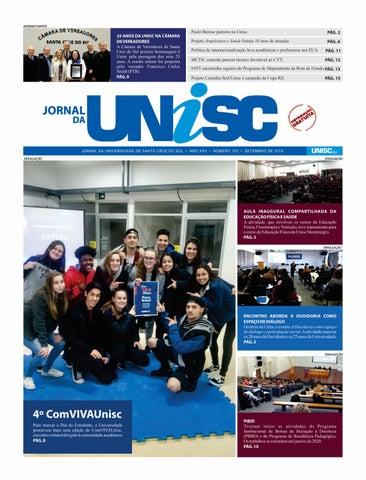 924a497cd4bf Jornal da Unisc 183 by UNISC Santa Cruz do Sul - issuu