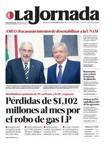 aa34bb5b49 La Jornada, 09/11/2018 by La Jornada - issuu