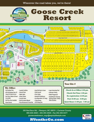 Thousand Trails Goose Creek Resort by AGS/Texas Advertising