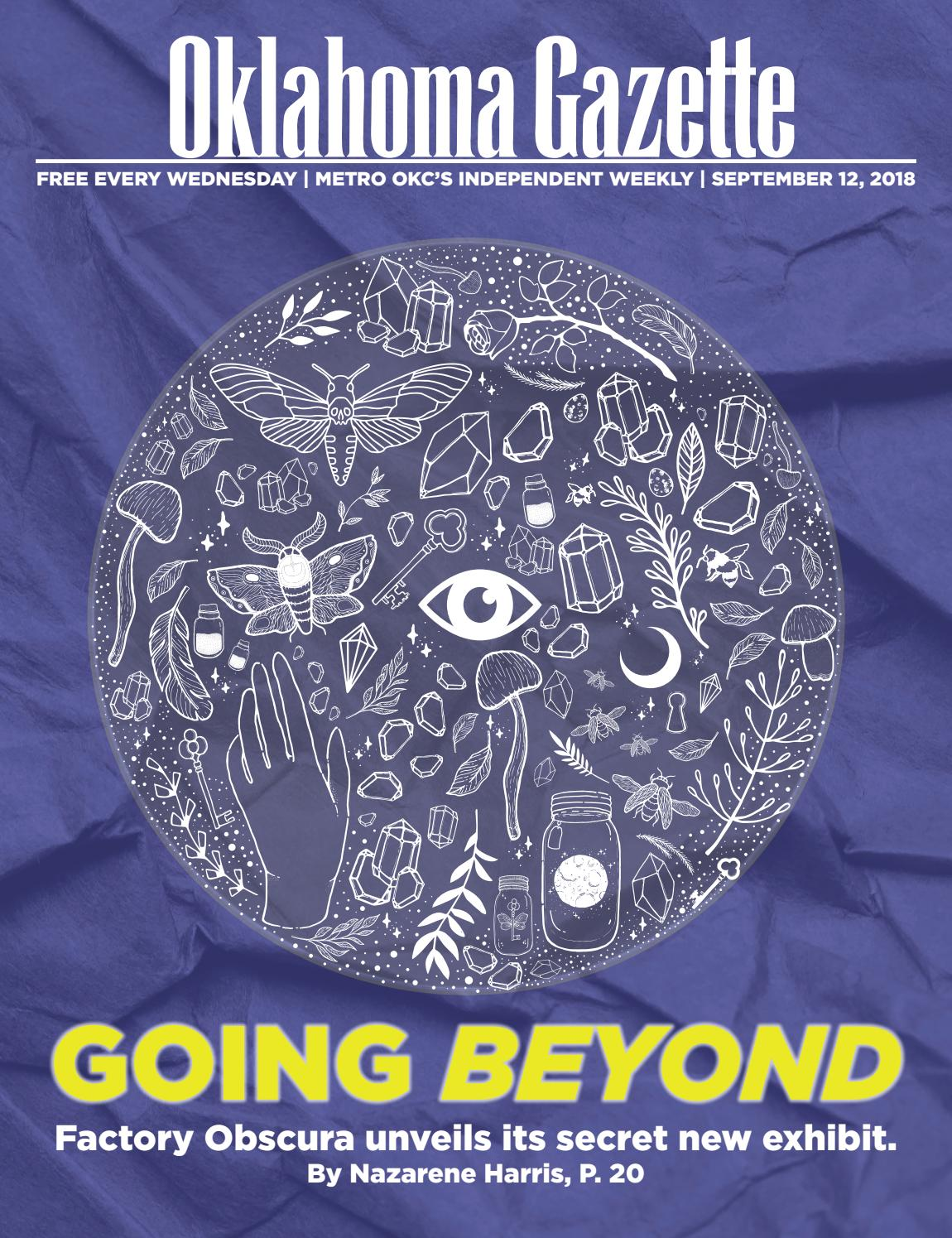 0ea8bc3912 Going Beyond by Oklahoma Gazette - issuu