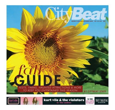 Cincinnati CityBeat | Sept  12, 2018 by Euclid Media Group