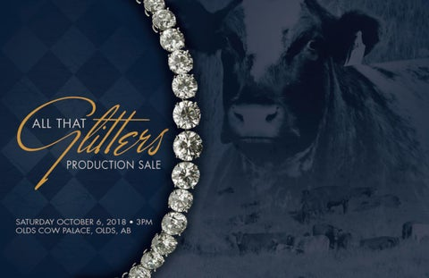 2d5f01b7f629 All That Glitters Shorthorn Sale 2018 by Kim Matthews - issuu