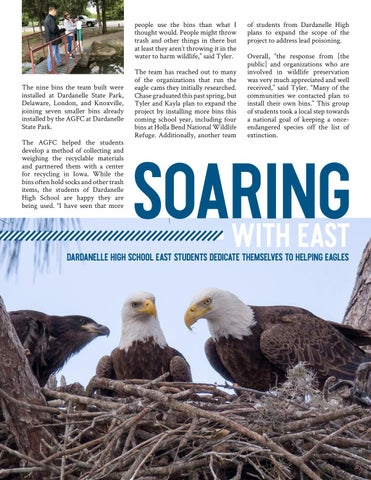 Page 5 of SOARING WITH EAST
