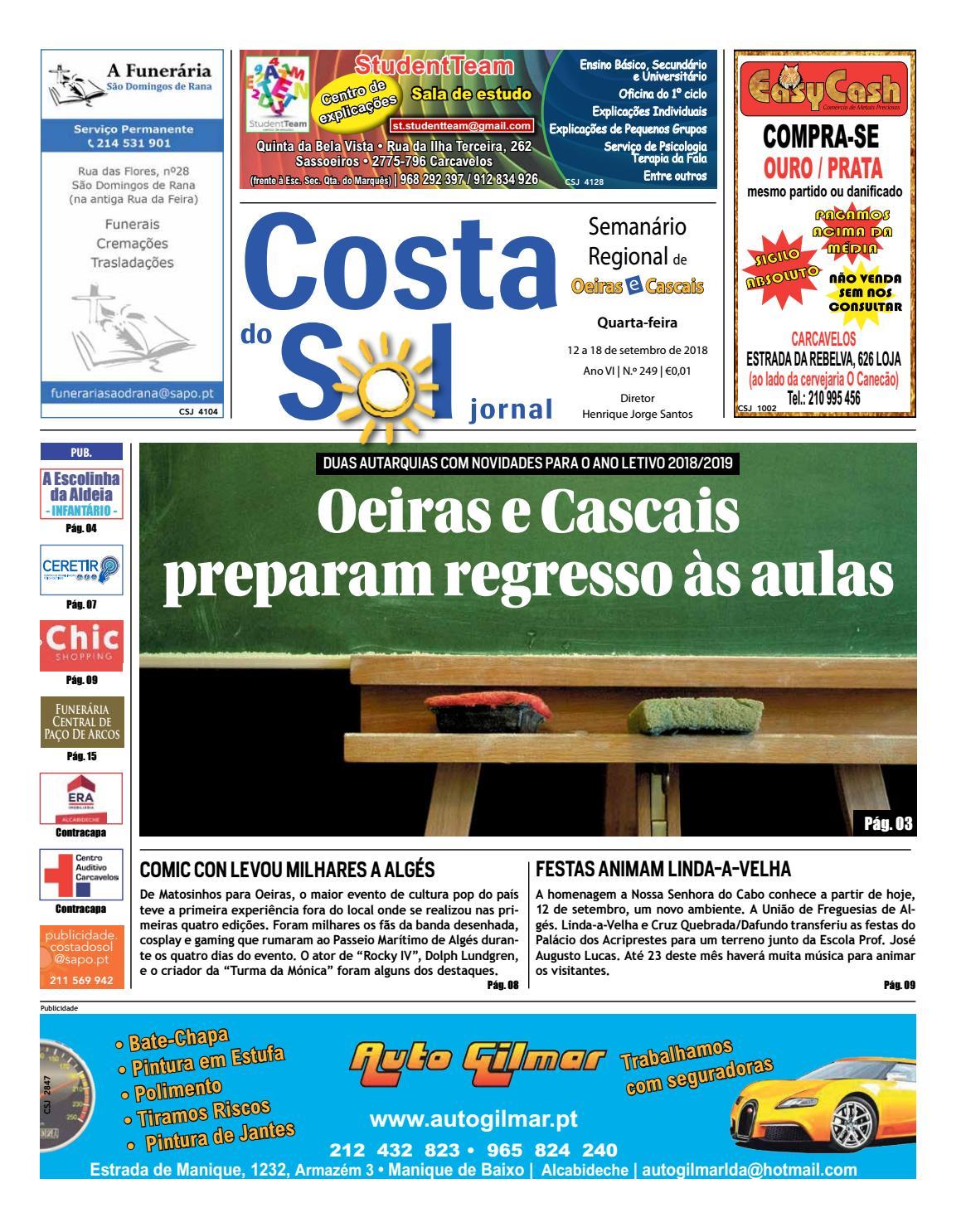 41c38f534 Costa do Sol - Jornal