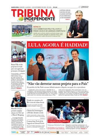 42408744e Edição número 3226 - 12 de setembro de 2018 by Tribuna Hoje - issuu