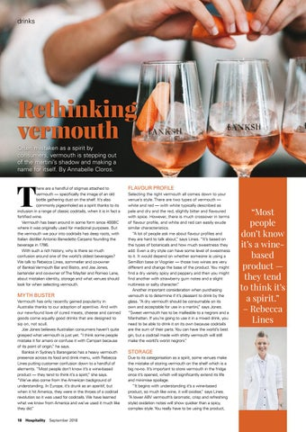 Page 18 of Rethinking vermouth