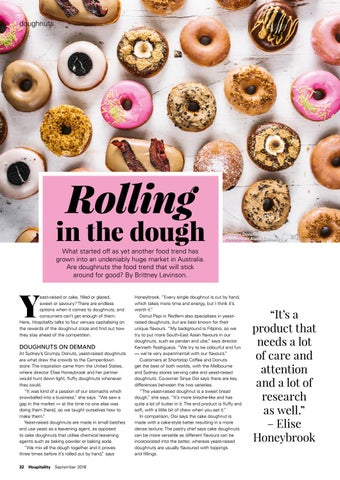 Page 32 of Rolling in the dough