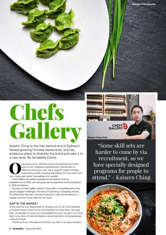 Page 8 of Chefs Gallery