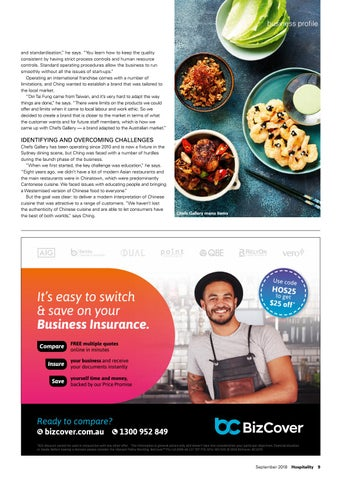 Page 9 of Chefs Gallery