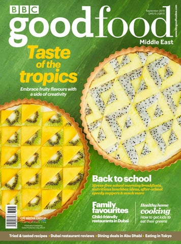ac60993ffd5b BBC Good Food ME - 2018 September by BBC Good Food Middle East - issuu