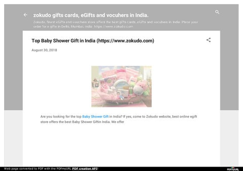 Thank you baby gift photo card by jessicaeawng - issuu
