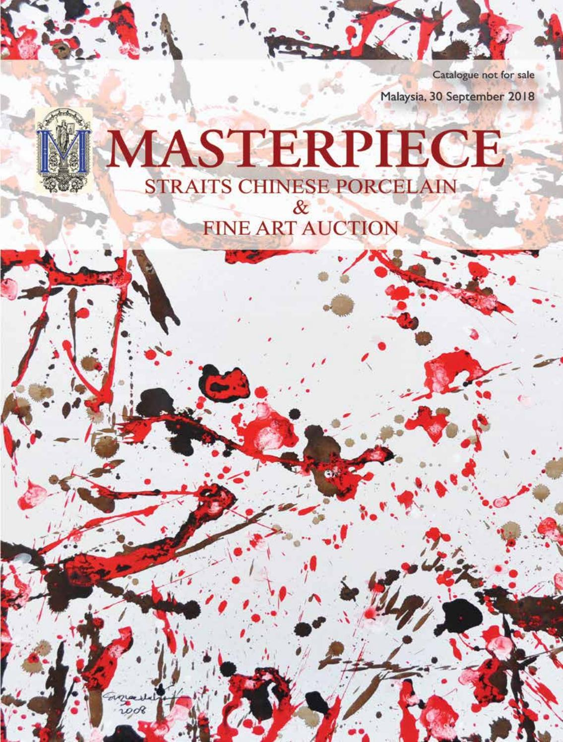 Masterpiece Malaysia By Auction Issuu Hsiung Tan Tieh Ta Wan Box Besar Isi 12 Kecil