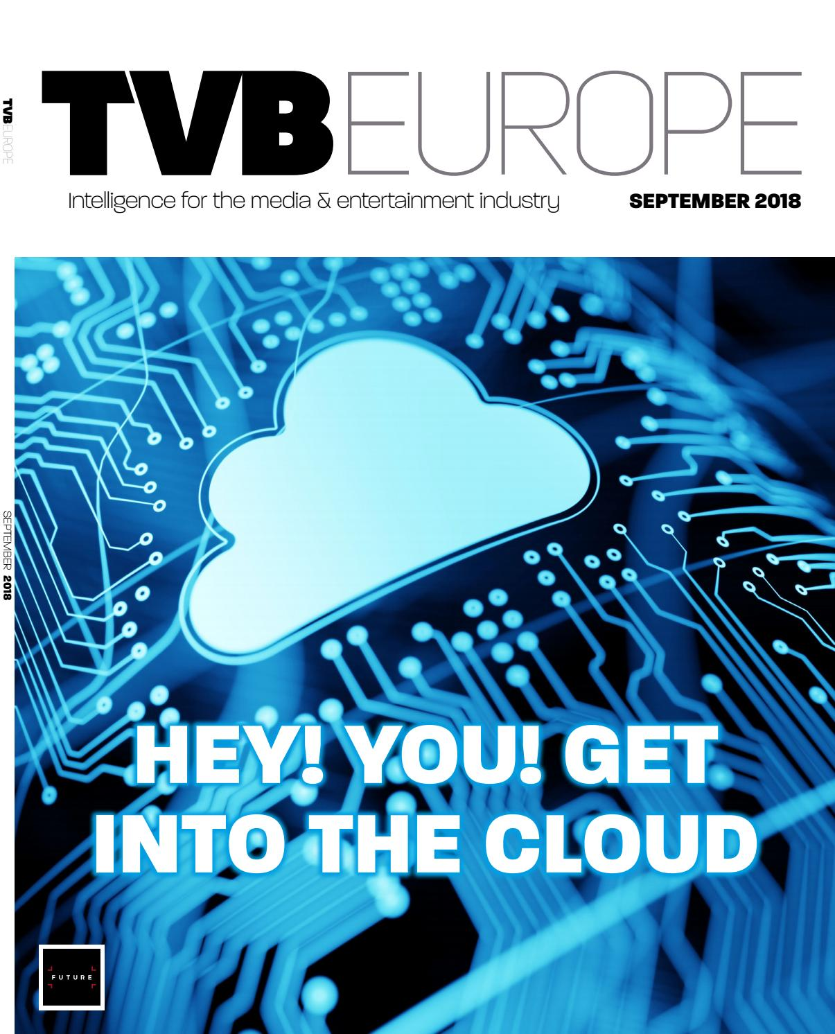 TVBE September 2018 by Future PLC - issuu