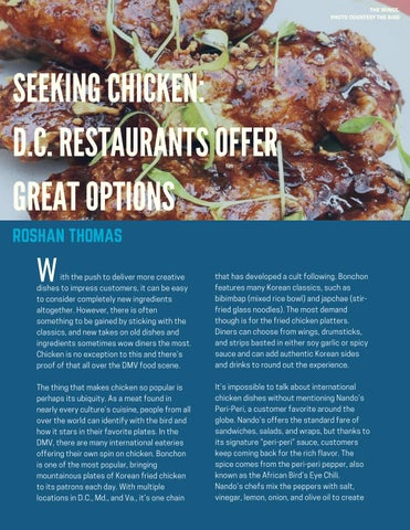 Page 24 of D.C. Restaurants Elevate Chicken Dinner