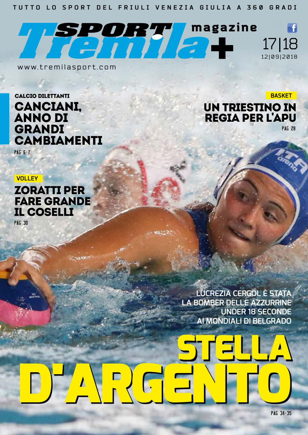 n° 17 TremilaSport 12-09-2018 by Tremilasport - issuu 9c4aec2345c2