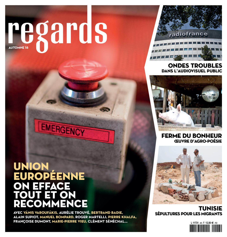 890cdb82134 Trimestriel Regards n°48 - Automne 2018 by Regards Regards - issuu