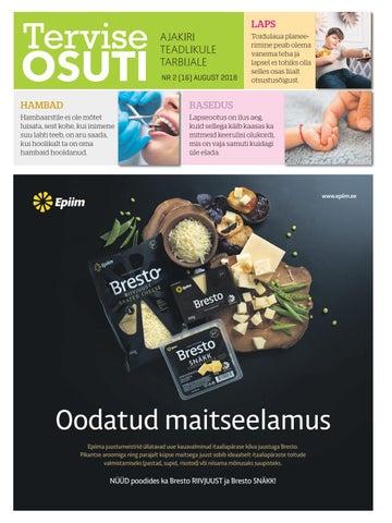 00df2dbae54 Tervise Osuti august 2018 by eestimeedia - issuu