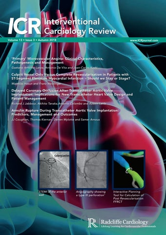 ICR 13 3 by Radcliffe Cardiology - issuu