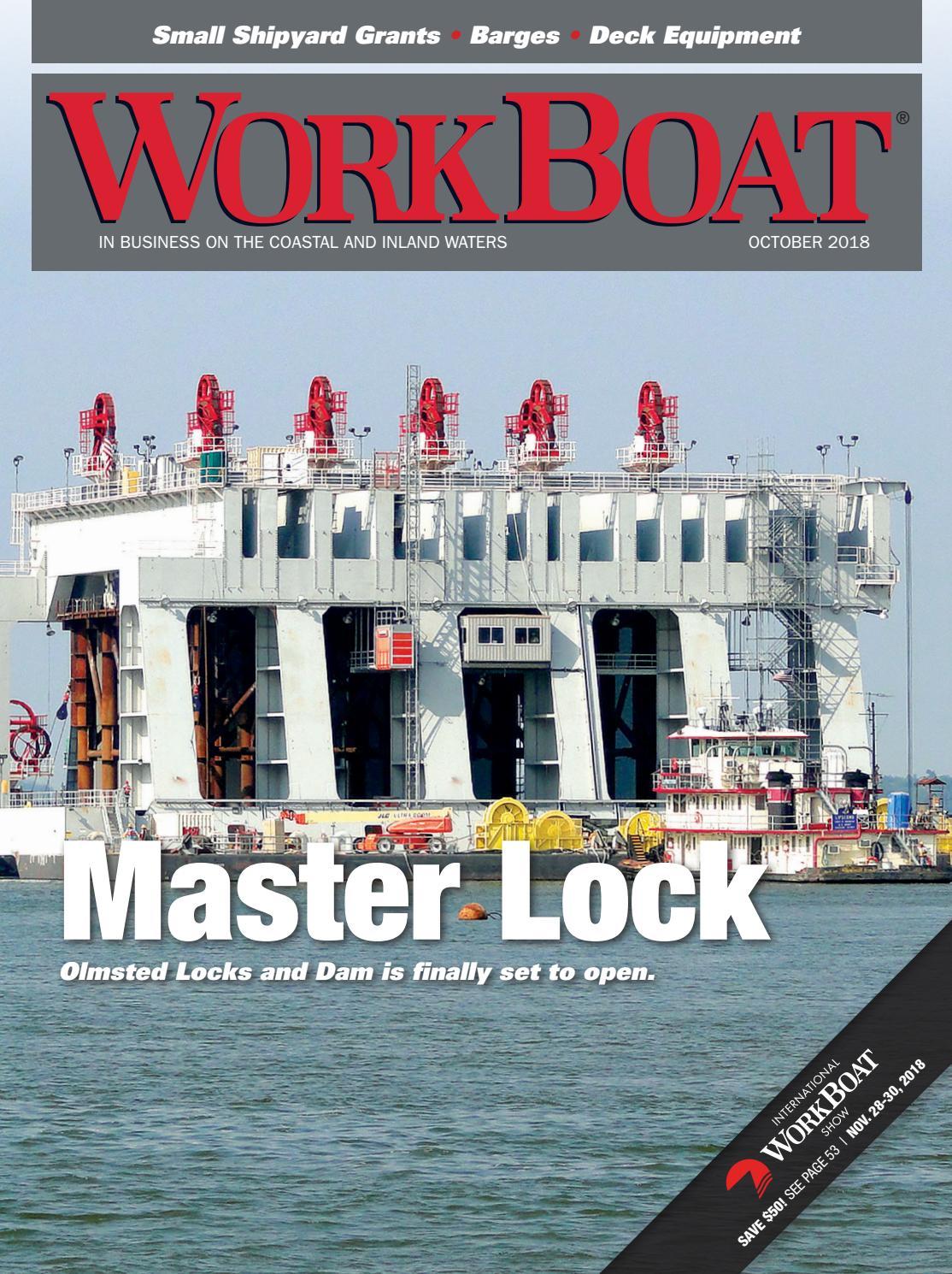 WorkBoat October 2018