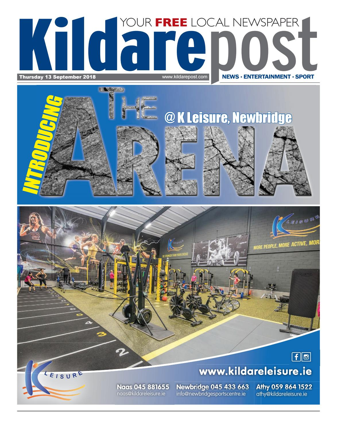 Thursday 13th September 2018 by River Media Newspapers - issuu 82759d07698c6