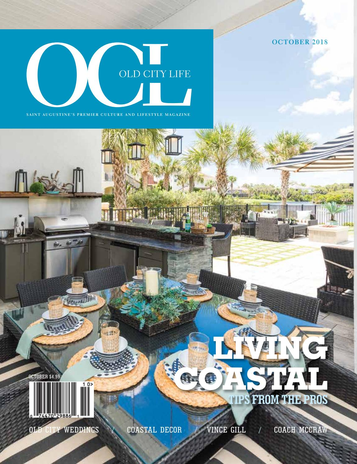 Old City Life Magazine October 2018 Issue By Castaway Publishing Inc Issuu