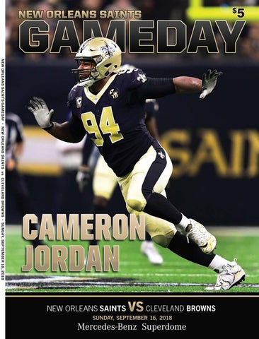 1e5a48f8d New Orleans Saints Gameday