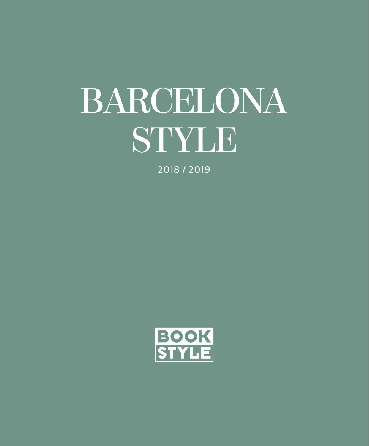56d148728 Barcelona Style 2018 2019 by joan alay campillo - issuu