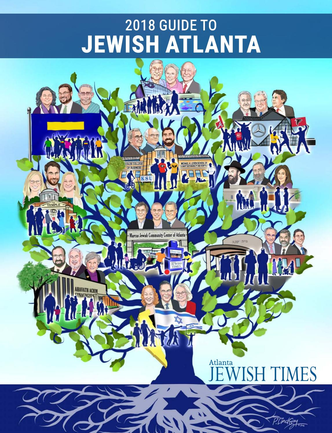 2018 Guide to Jewish Atlanta by Atlanta Jewish Times - issuu