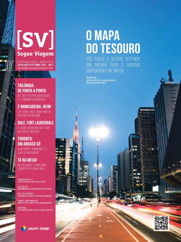 Revista Segue Viagem - Edição 39 by Trend Operadora - issuu f7f9addabc0