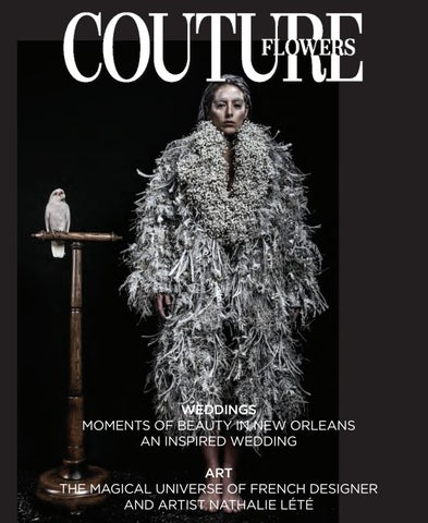 Couture Flowers Magazine By Flower For The People Issuu