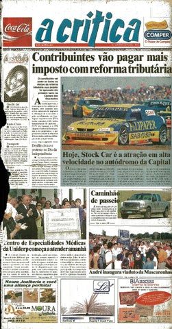 af03923b2b Jornal A Critica - Edição 1145- 07/09/2003 by JORNAL A CRITICA - issuu